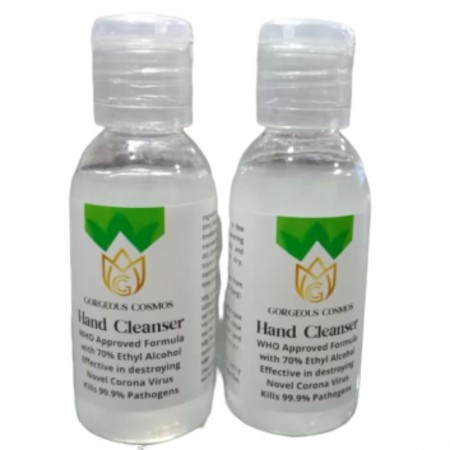 Combo of 2 hands Cleanser 50ml each