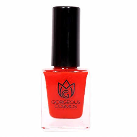 Premium-(Red Color) Fire Craker Shade Toxic Free Nail Polish 10 Ml