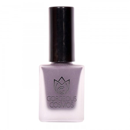 Premium- Matte Purple Phantasm Shade Toxic Free Nail Polish 10 Ml
