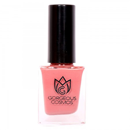 Premium-Cider Shade (Peach Color) Toxic Free Nail Polish 10 Ml