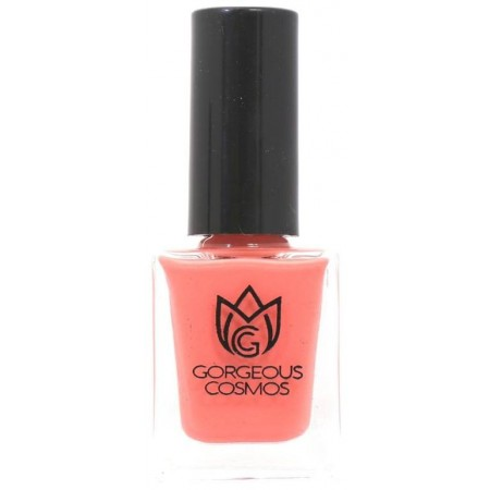 Flamingo Pink Shade Non-Toxic Nail Polish 10ml