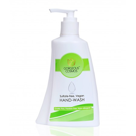 Gorgeous Cosmos Sulfate Free Handwash 250ml