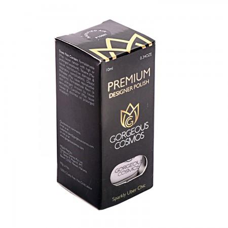 Premium- (Baby Pink Color) RAREFIED AIR Shade Toxic Free Nail Polish 10 Ml