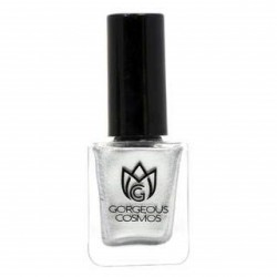Classic- (Silver Color) Burnished Toxic Free Nail Polish 10 Ml