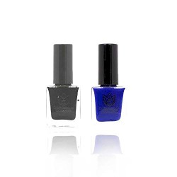 Classic Combo - Nail Polish of Oxford & Patent Pants Toxic Free 10+10 Ml