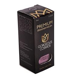 Premium- Carnation Shade (pink Colour) Toxic Free Nail Polish 10 Ml