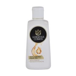 Gorgeous Cosmos Anti Hair Fall Hair Oil with vitamin E hair growth scalp repair 100 Ml