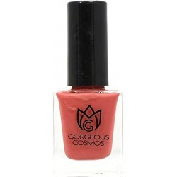 Classic - Tea Rose (Red Shade) Toxic Free Nail Polish 10 Ml